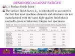 designing against fatigue12