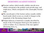 designing against fatigue2