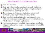 designing against fatigue25