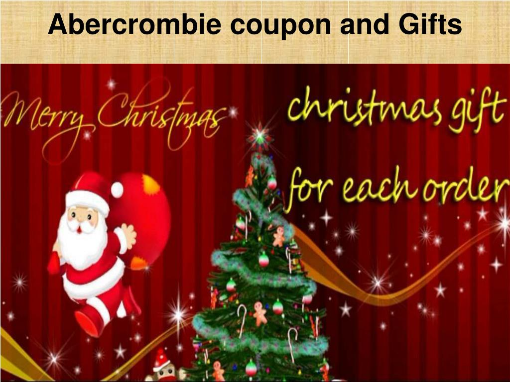 abercrombie coupon and gifts l.