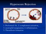 hyperacute rejection17