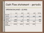 cash flow statement periodic42