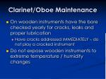 clarinet oboe maintenance11
