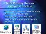 active directory users and computers installation63