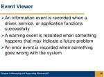 event viewer1