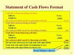 statement of cash flows format4
