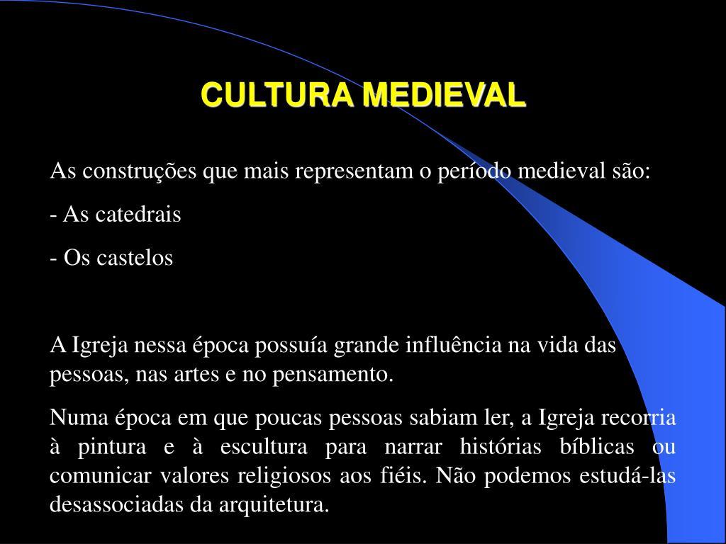 cultura medieval l.