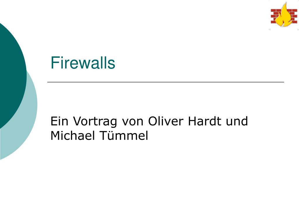 firewalls l.