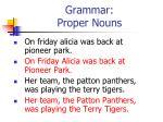 grammar proper nouns32