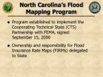 north carolina s flood mapping program