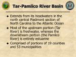 tar pamlico river basin