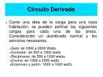 circuito derivado25