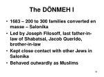 the d nmeh i