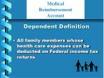 medical reimbursement account9