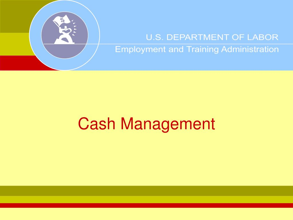 cash management l.