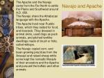 navajo and apache