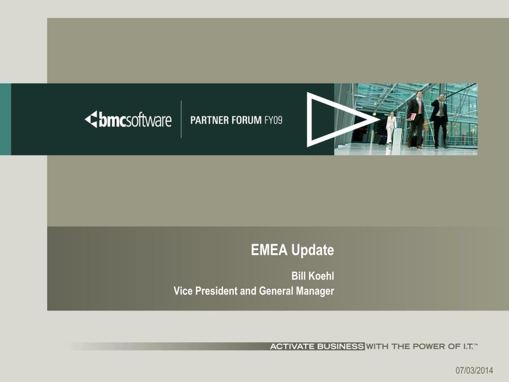 emea update l.