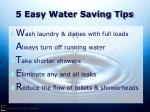5 easy water saving tips32