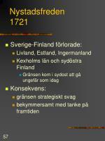 nystadsfreden 1721