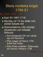 stora nordiska kriget 1700 21