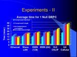 experiments ii36