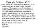 example problem 3 31