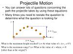 projectile motion3