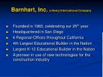 barnhart inc a heery international company