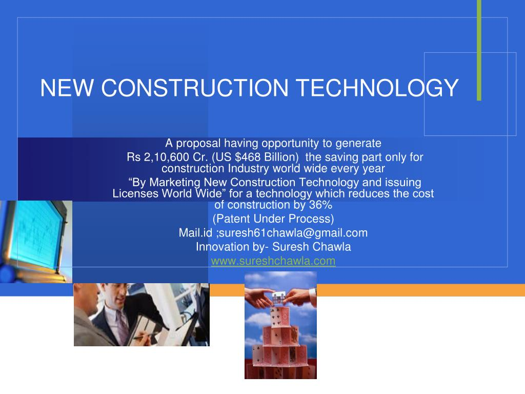 new construction technology l.