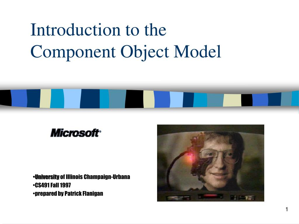 introduction to the component object model l.