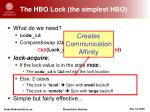 the hbo lock the simplest hbo
