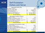 self extubation dollars and sense