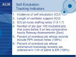 self extubation tracking indicators