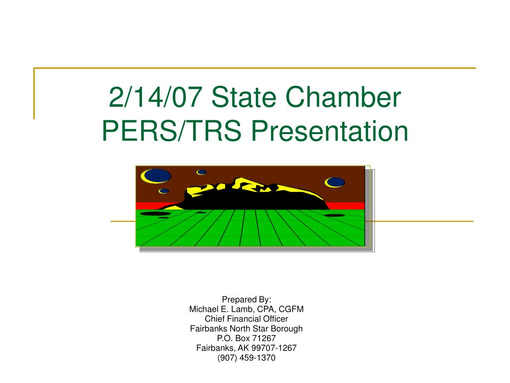 2 14 07 state chamber pers trs presentation l.