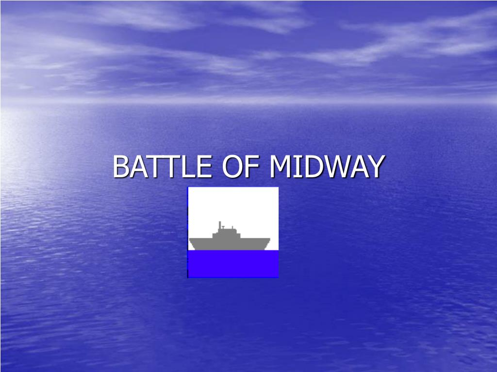 battle of midway l.