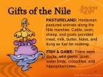 gifts of the nile5