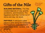 gifts of the nile7