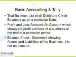 basic accounting tally18