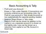 basic accounting tally19