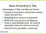 basic accounting tally20