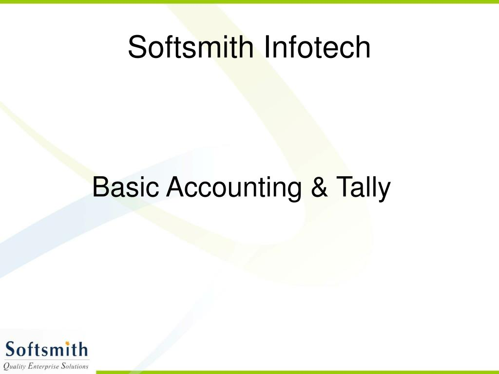 softsmith infotech l.