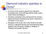 diamond industry sparkles in china38
