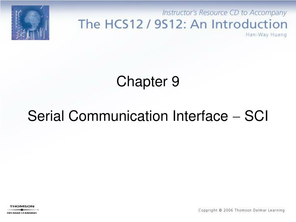 chapter 9 serial communication interface sci l.