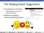 the helping hand suggestions9