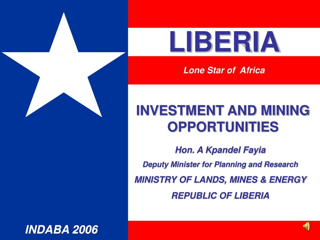 investment and mining opportunities l.