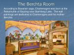 the berchta room