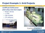 project example 1 grid projects