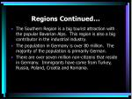 regions continued8
