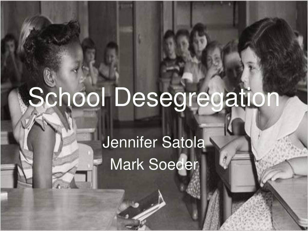 school desegregation l.