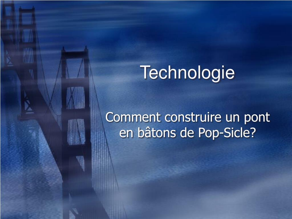 technologie l.